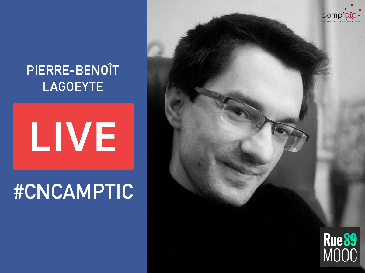 Facebook Live #CNCampTIC #FactChecking